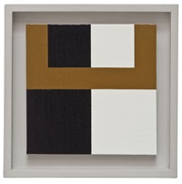 double vision #12 by frederick hammersley