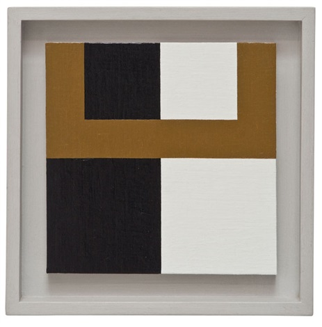 double vision 12 by frederick hammersley