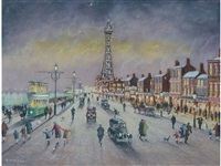 blackpool by bernard mcmullen