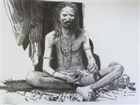 brahmane by patrice serres