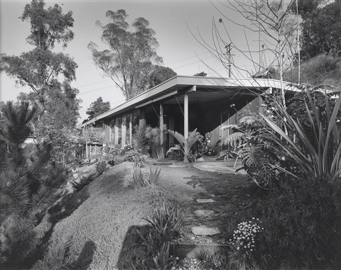 dwp john ferraro building los angeles case study house untitled case study house california exterior shot 4 works by julius shulman
