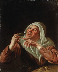 an allegory of taste by petrus staverenus