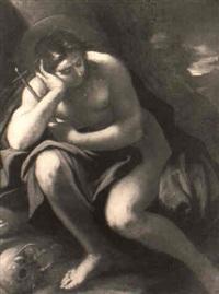 maddalena penitente by giacomo farelli