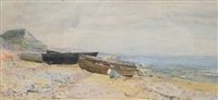 killiney bay by joseph poole addey