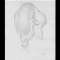 figura femminile di schiena by camillo claudio rasmo