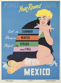 mexico/perfect year round climate by ley