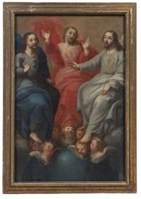 santísima trinidad (imágenes de cristo) by mexican school (17)