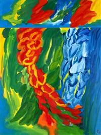 l'ombre des fleurs by yasse tabuchi