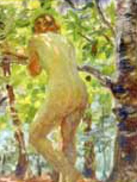 nude landscaper service