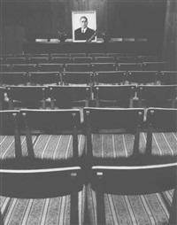 russie, salle de meeting by vilhelms mihailovskis