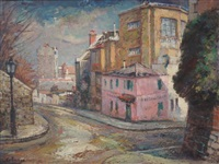 la maison rose à montmartre by rufino 'cebal' ceballos