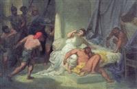 samson et dalila by pierre paul léon glaize