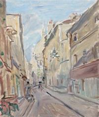 rue de paris et le sacré-coeur by jules lellouche