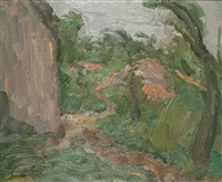 paysage by georges bouche