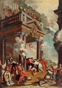 der apostelabschied by daniel gran