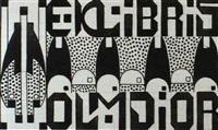 ex-libris olmdior by marie (mitzi) von uchatius