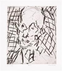bill by frank auerbach