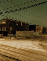 untitled no. 2632 (from the house hunting series) by todd hido