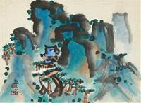 landscape by seong jaehyu