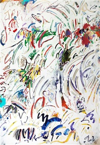 festival in white by paul fournier