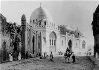 dyama kebir mosque, algiers by robert herdman smith