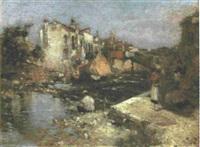 rio del cameo, venice by milo bartoluzzi