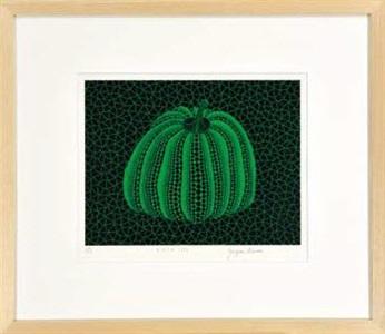 artwork by yayoi kusama