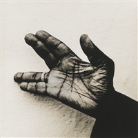 hand of john lee hooker by anton corbijn