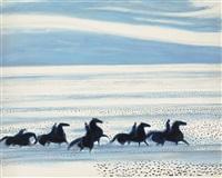 les chevaux de neptune by andré brasilier