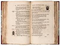 species insectorum (bk. w/25 works) by johan fabricius