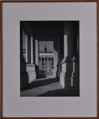 state capital, albany (3 works) by william clift