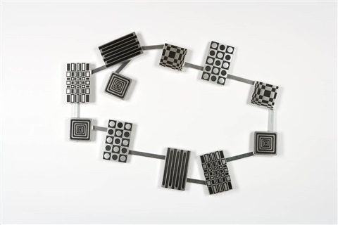 aluminum wall sculpture by peter pepper products