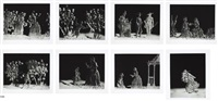 uncle tom's cabin suite (set of 8) by david levinthal