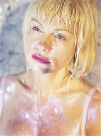 double bubble by marilyn minter