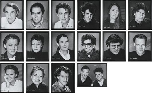 talents set of 16 by david robbins
