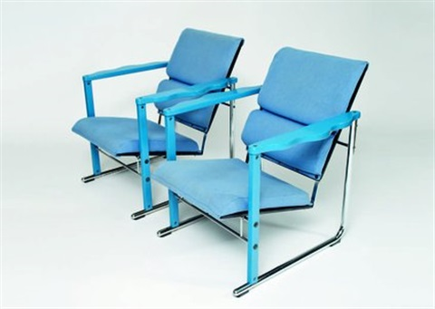 experiment chair model 401 another pair by yrjö kukkapuro
