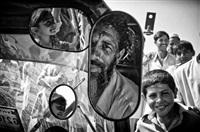 auto-rickshaw driver, pakistan by edwin koo