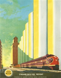 streamlined for freight by bern hill