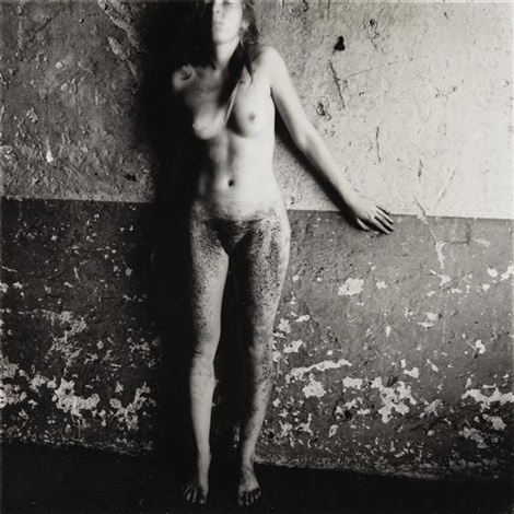 untitled rome by francesca woodman