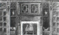 fireplace by n. s. tyson