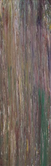 untitled (#19) by larry poons