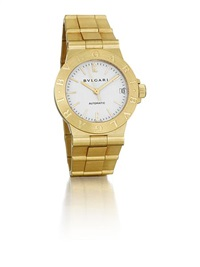 lady's wristwatch by bulgari