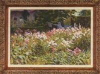 flower garden by elmer boyd smith
