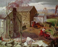 a westmoreland farm by james bateman