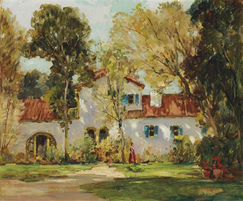 southern garden by anthony thieme