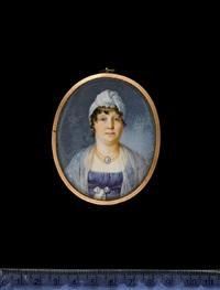 a lady by nicolas-françois dun