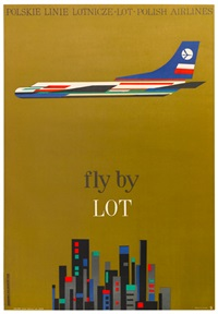 fly by lot/polish airlines by hubert hilscher