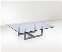 tavolo sarpi con struttura by carlo scarpa