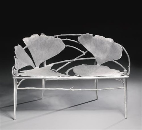 gingko bench by claude lalanne