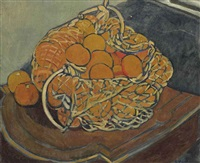 filet aux pêches by louis valtat